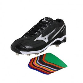 Mizuno 9-Spike Classic G6 Low Switch